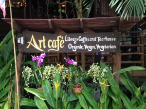 Art Cafe Koh Phangan