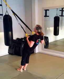 Personal Training - pull-ups