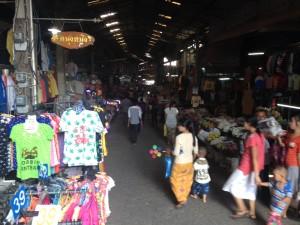 Ranong Provincial Market
