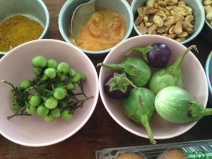 Thai vegetables