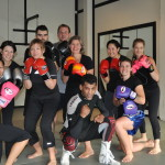 Group of Boxers at Elements Academy of Martial Arts