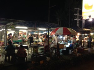 Thonsala Night Market