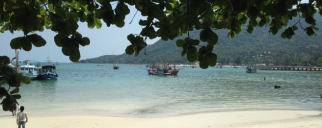 Thailand Day 7 – Koh Phangan (AKA Paradise)