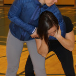 <h2>Women's Self-Defence</h2> A comprehensive system of simple and realistic self-defence techniques that are highly useful and effective. The skills you learn with us will make you a prepared, more empowered, formidable woman.